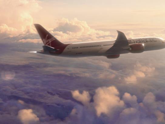 Virgin Atlantic Film Ad -  The idea