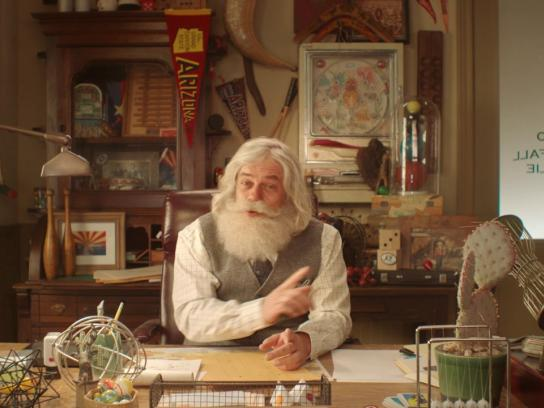 Arizona Lottery Film Ad - Where's Willie Been?
