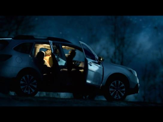 Subaru Digital Ad - Dark sky