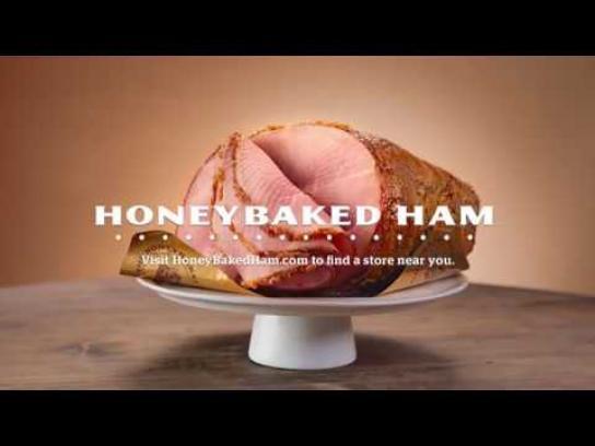 HoneyBaked Ham Film Ad - KellyBaked
