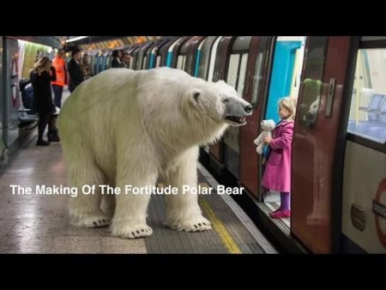 SKY Ambient Ad -  Polar bear