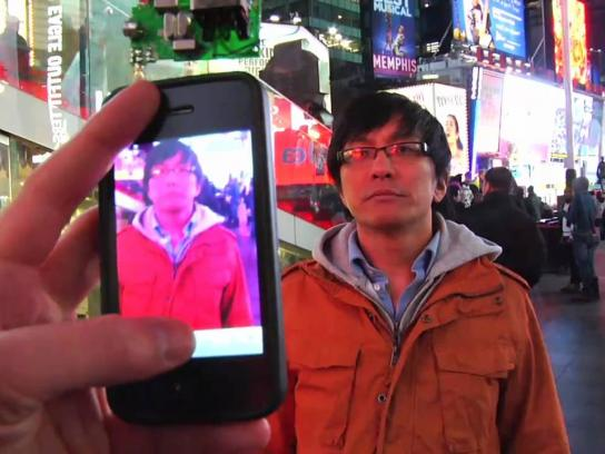 Limitless Digital Ad -  How to hack video screens on times square