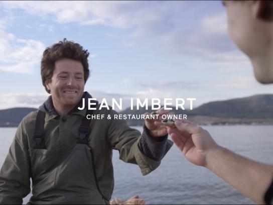 Alliance de l'industrie touristique du Québec Film Ad - Jean Imbert's Trip To Québec