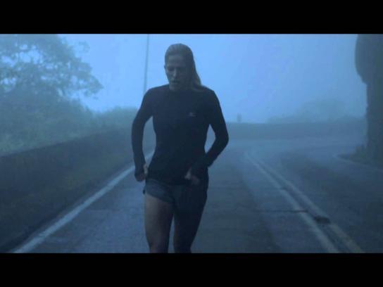 Mizuno Uphill Marathon Digital Ad -  Marathon for ninjas