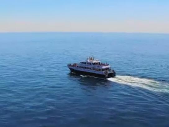 Boston Harbor Cruises Film Ad - Brand