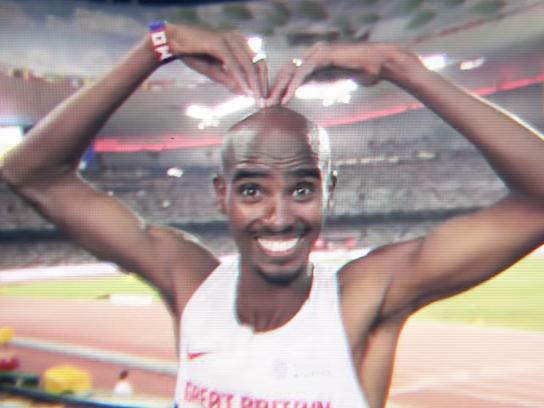 Nike Film Ad - Mo Farah - Smile