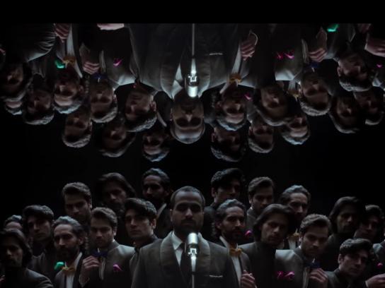 Raymond Film Ad - Black Poetry