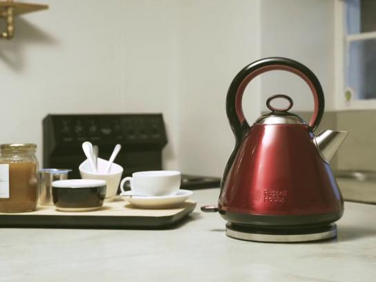 Russell Hobbs Film Ad - The Art of Living