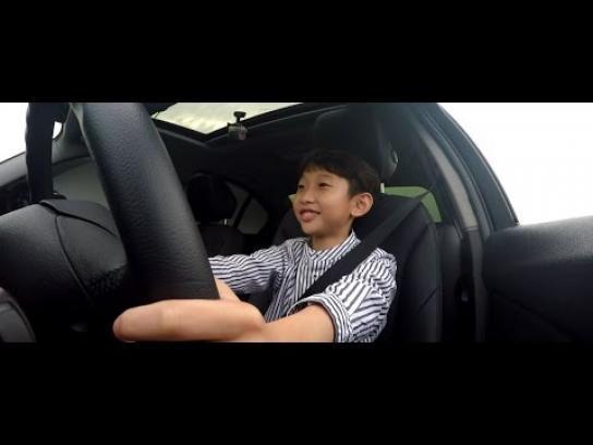 BMW Digital Ad - The first drive
