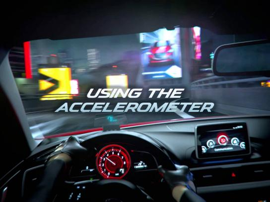 Mazda Ambient Ad -  Game changer