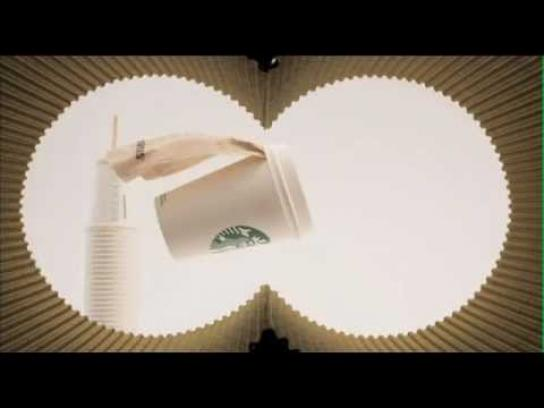 Starbucks Film Ad -  Mondays Can Be Great