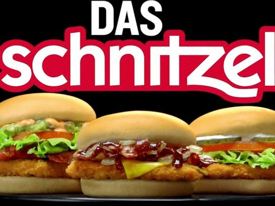 Wienerschnitzel Film Ad - The Schnitzel has arrived at Wienerschnitzel