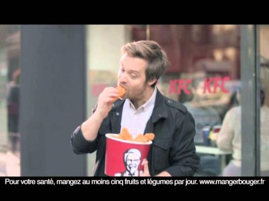 KFC Film Ad -  Like father like son
