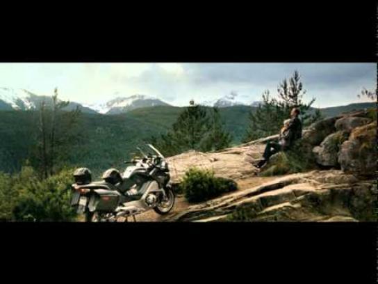 Cloud 649 Film Ad -  Motorcycle