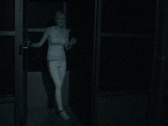 Tim Hortons Digital Ad -  Get into the dark