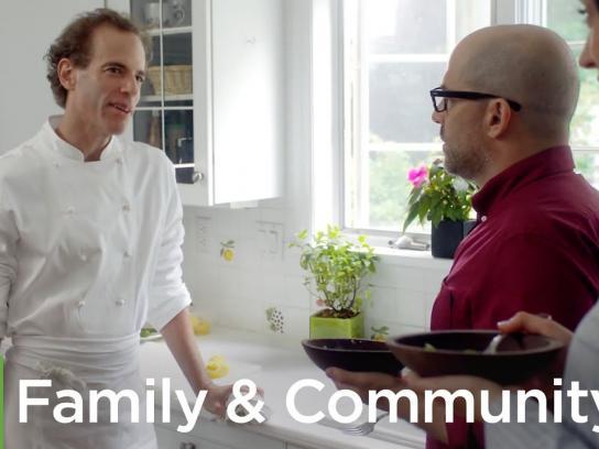 Ad Council Content Ad - Gourmet Scraps