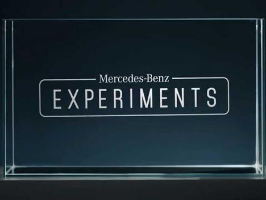 Mercedes Digital Ad -  Air
