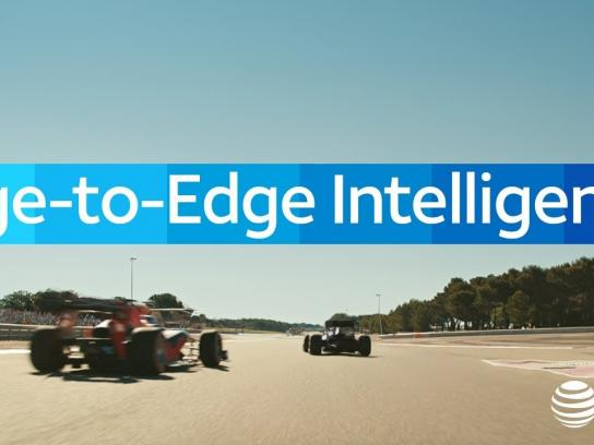 AT&T Film Ad - Red Bull Racing With Edge-to-Edge Intelligence