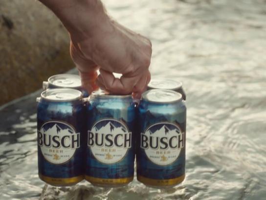 Busch Film Ad - Buschhhhh
