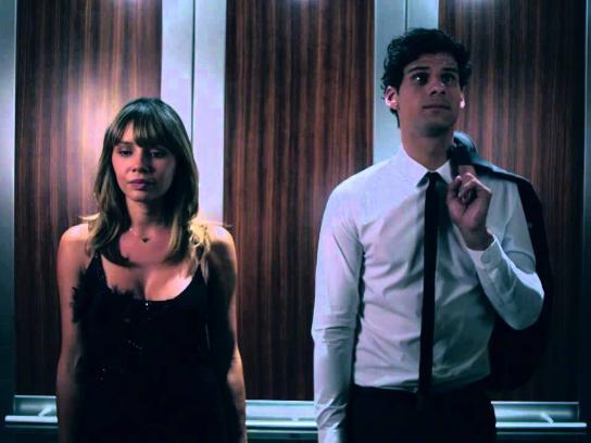Mercurochrome Film Ad -  Whatever happens - Elevator