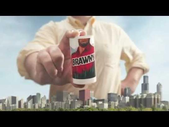 Brawny Film Ad -  Chili
