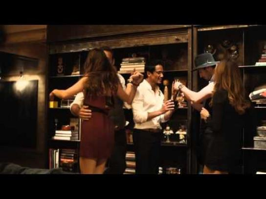 Cadillac Film Ad -  Dinner Party