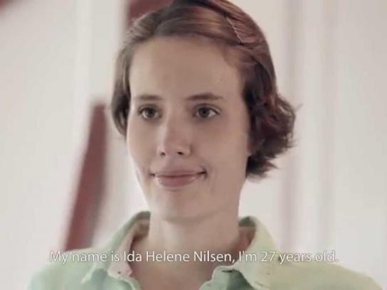 Norwegian Cancer Society Digital Ad -  The best gift