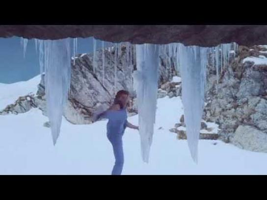 Coors Light Film Ad -  Ice Bar
