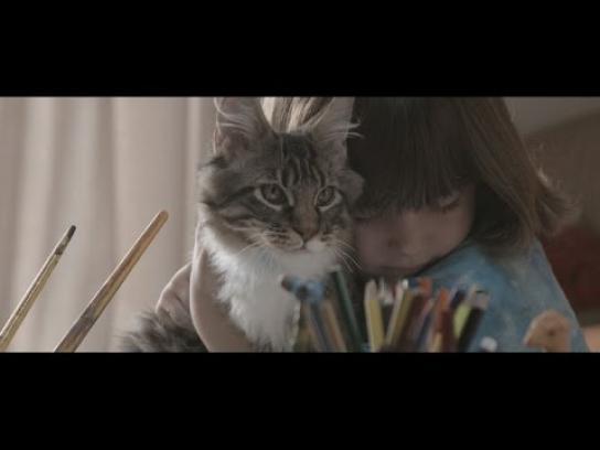 Whiskas Film Ad - Iris and Thula