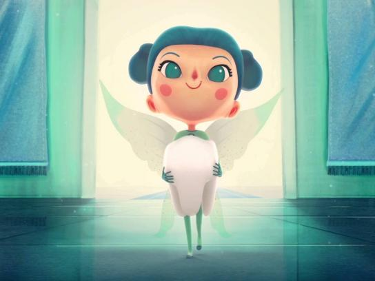 Bupa Film Ad -  Tooth Fairy
