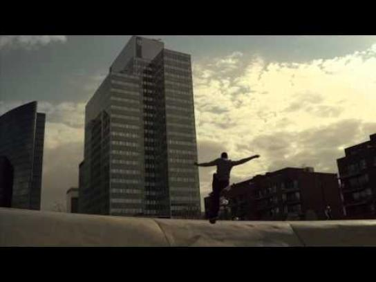 European Commission Film Ad -  Youth on the move