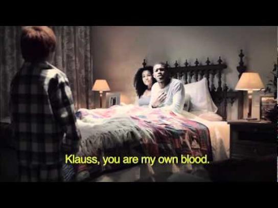 Odis Film Ad -  Adopted