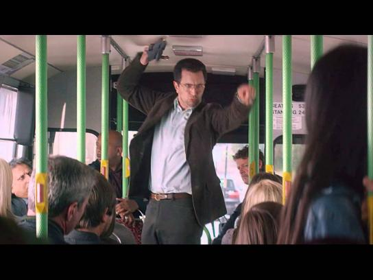 Subway Film Ad -  Gareth