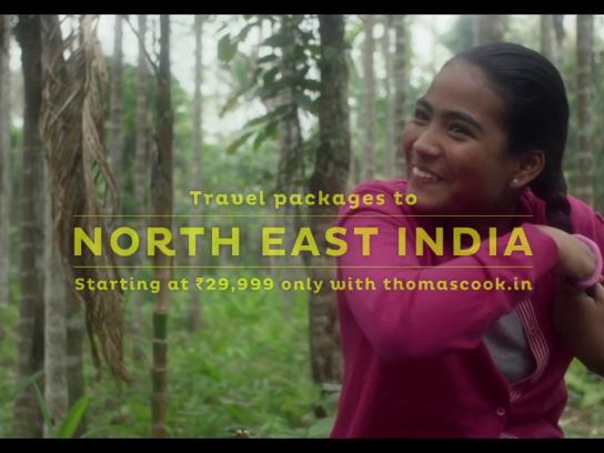 Thomas Cook Film Ad - Girl