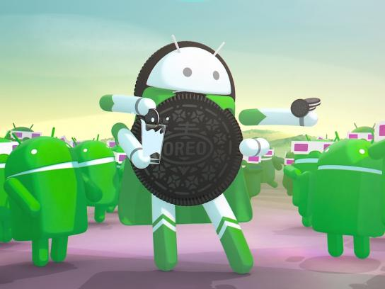 Android Film Ad - Android Oreo - Open Wonder