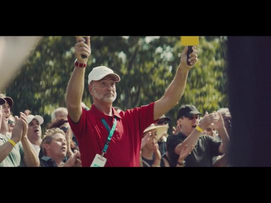 TaylorMade Film Ad - Marshals