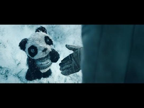 Tile Film Ad - Lost Panda