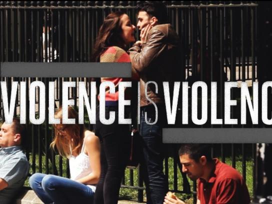 Mankind Film Ad -  Violence is violence