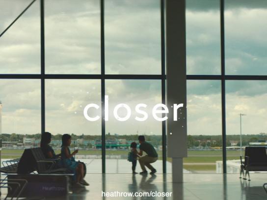 Heathrow Airport Film Ad - Wonderers