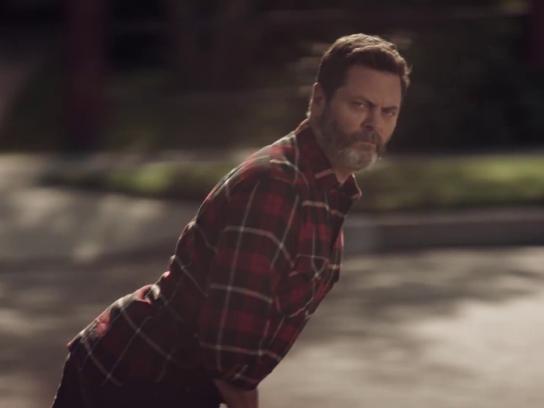J-B Weld Film Ad - Scooter