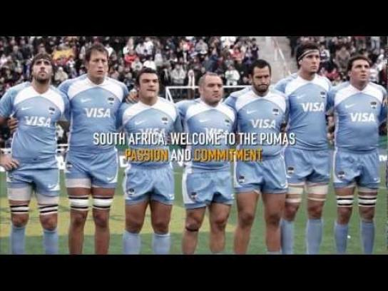 Renault Film Ad -  Welcome South Africa to Argentina