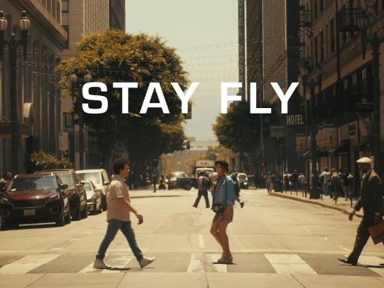 Skyrocket Film Ad - Stay Cool
