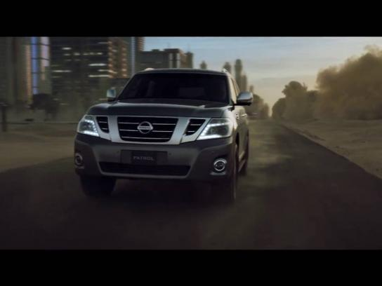 Nissan Film Ad - Take no sides!