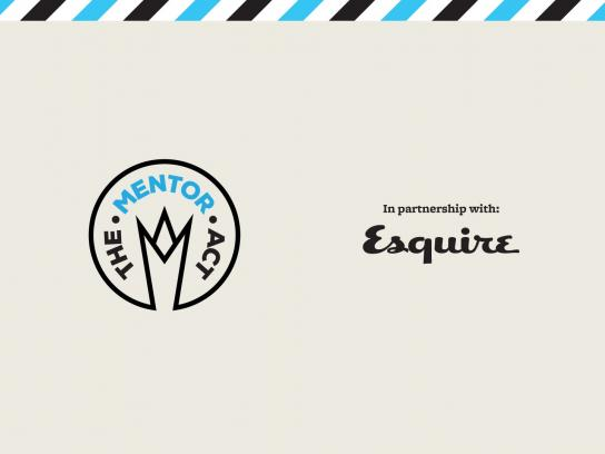 Esquire Digital Ad -  The Mentor Act