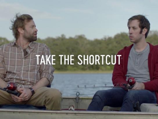 Setapp Film Ad - Clever fishermen
