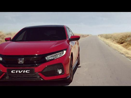 Honda Film Ad - Up