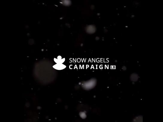 Sawa for Development and Aid Film Ad - Snow Angels Campaign
