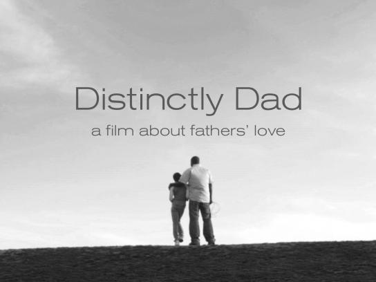 Johnson & Johnson Digital Ad -  Distinctly dad