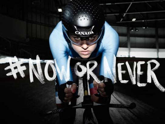 Canadian Olympic Committee Film Ad -  #NowOrNever