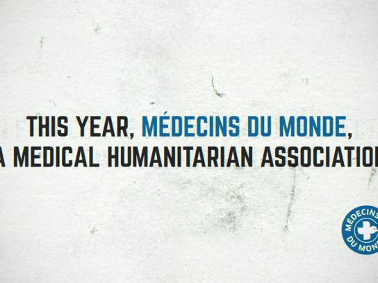 Médecins du Monde Digital Ad - The Non - Eviction Letter